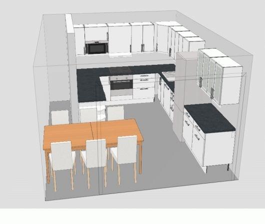 Maxland: innspill på kjøkkenløsning   byggebolig.no