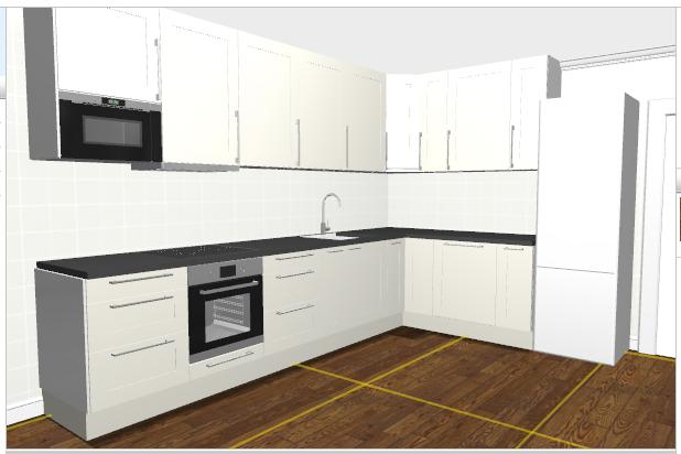 Montering håndtak kjøkkenskap - ByggeBolig