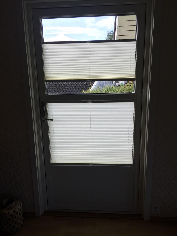 Wonderful Hvordan montere lystette gardinger pent i dette vinduet? - ByggeBolig VC-69