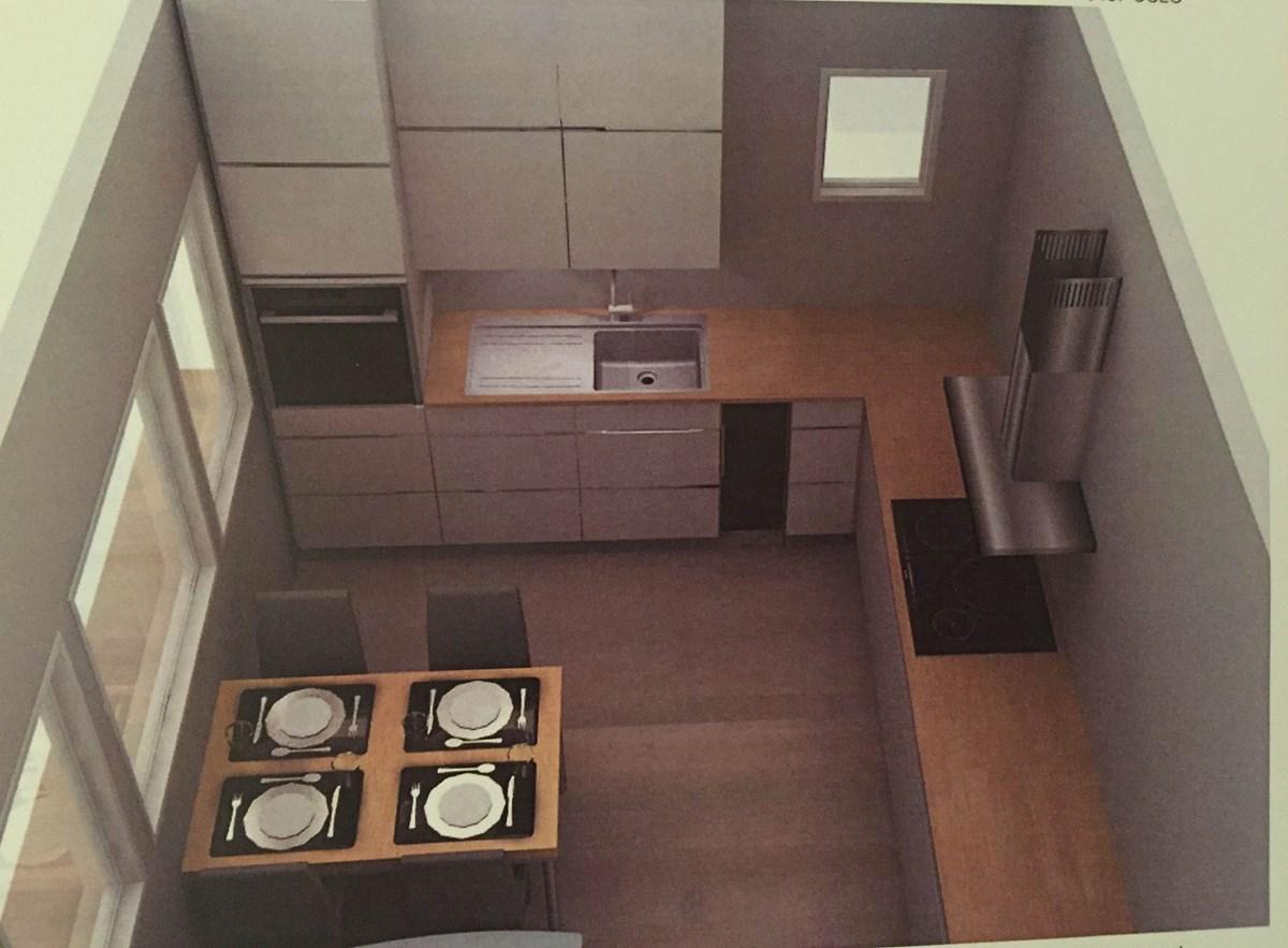 tips om belysning på kjøkken - byggebolig