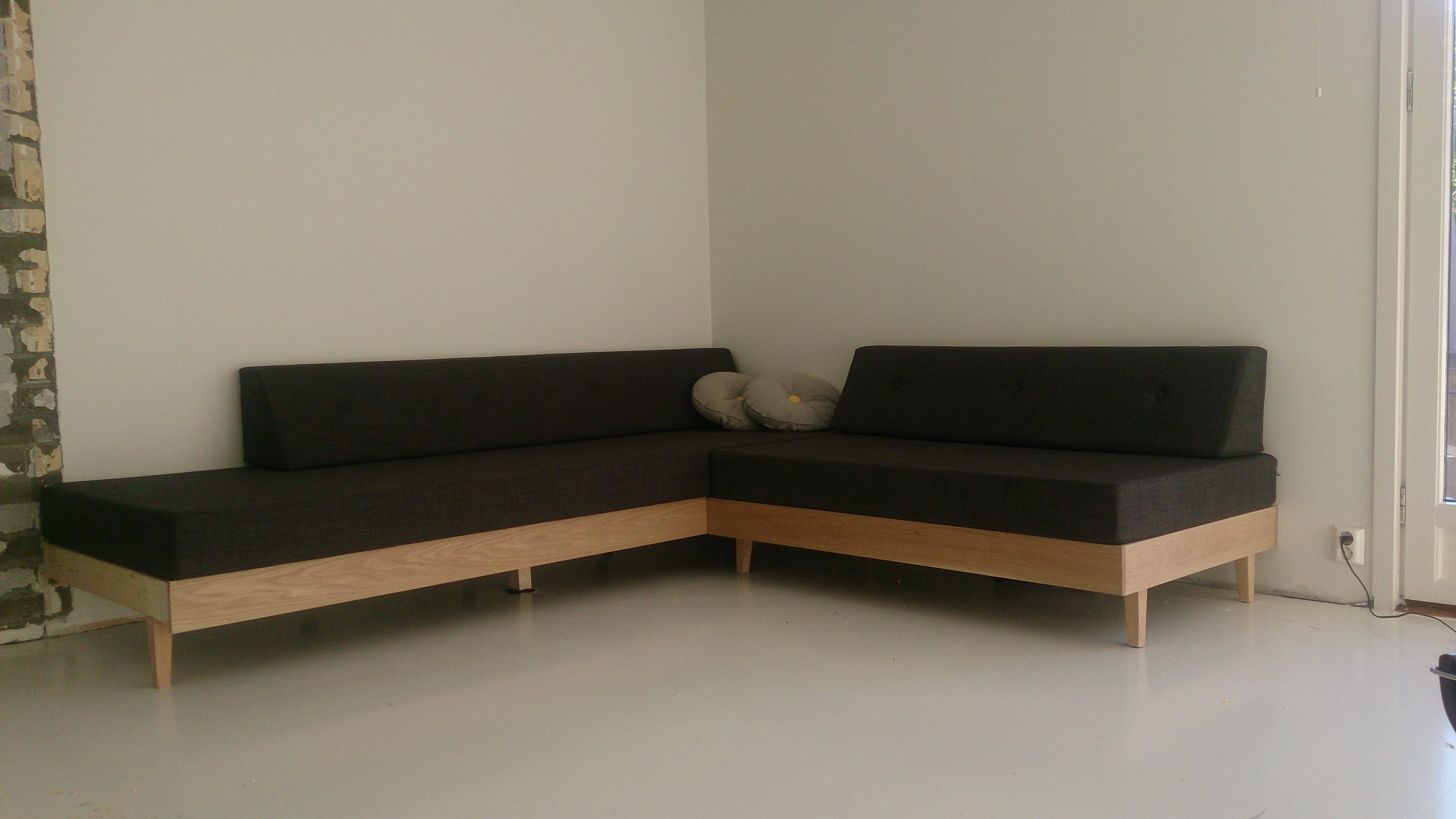 bygge sofa selv