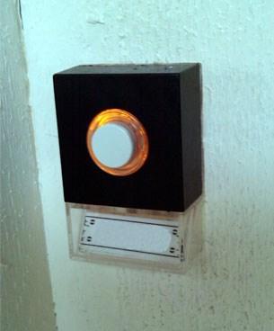Smart Ringeklokke: Hvordan demontere deksel - ByggeBolig AG87