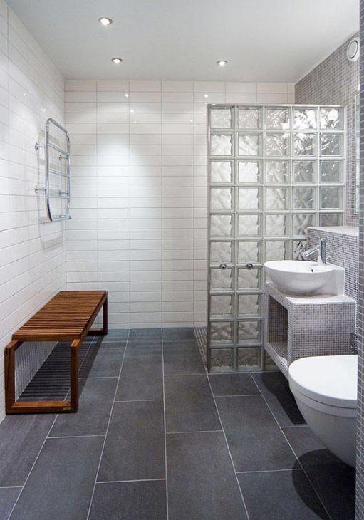 Fliser på hele badet eller på utvalgte steder?