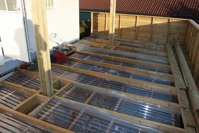 Svært Dekke under altan - ByggeBolig IF-09