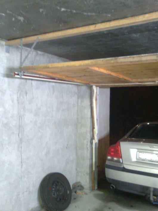Kjempebra Kondens i garasje med betong tak - ByggeBolig BI-15