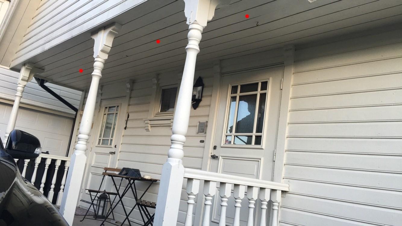 Rakk du ikke å male huset eller hytta i sommer?