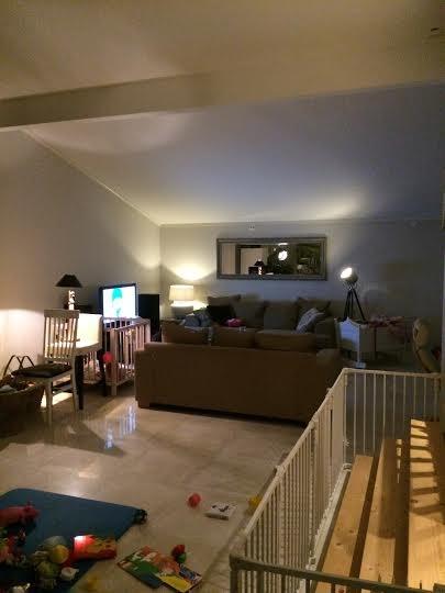 Forskjellige Hjelp til belysning av stue med åpen himling. - ByggeBolig LB-06