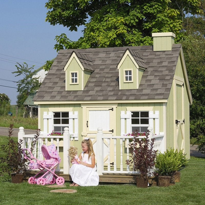 cozmo bygger lekestue - stylish-victorian-play-house-idea.jpg - Atlantis
